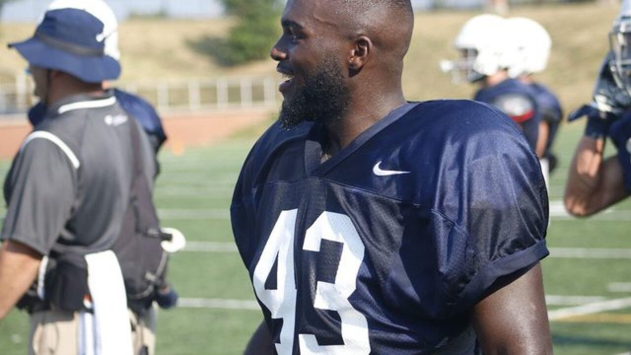 Butler football player comes out as gay