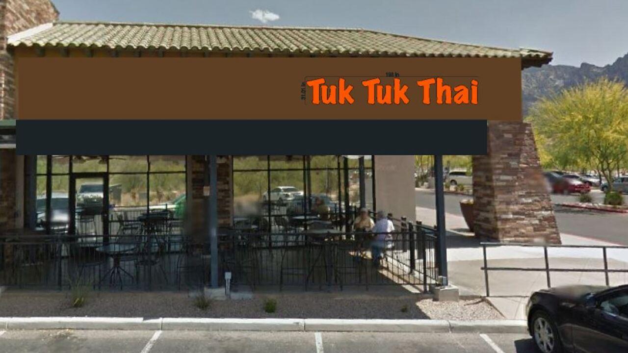 Tuk Tuk Thai Second location