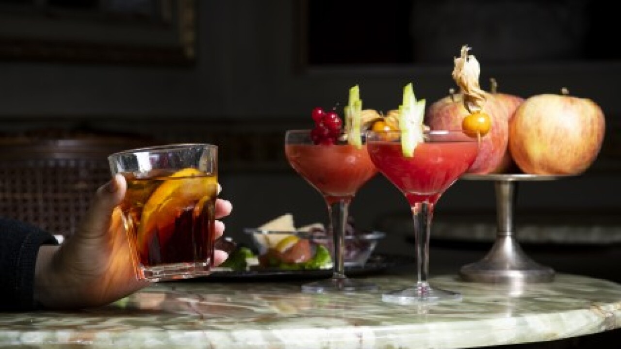 Cocktail mixologists are battling it out at 86'D: Battle of the Bartenders on Monday