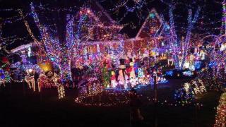 Photo of the Sturm family home on 2345 Amberwood Circle NE.