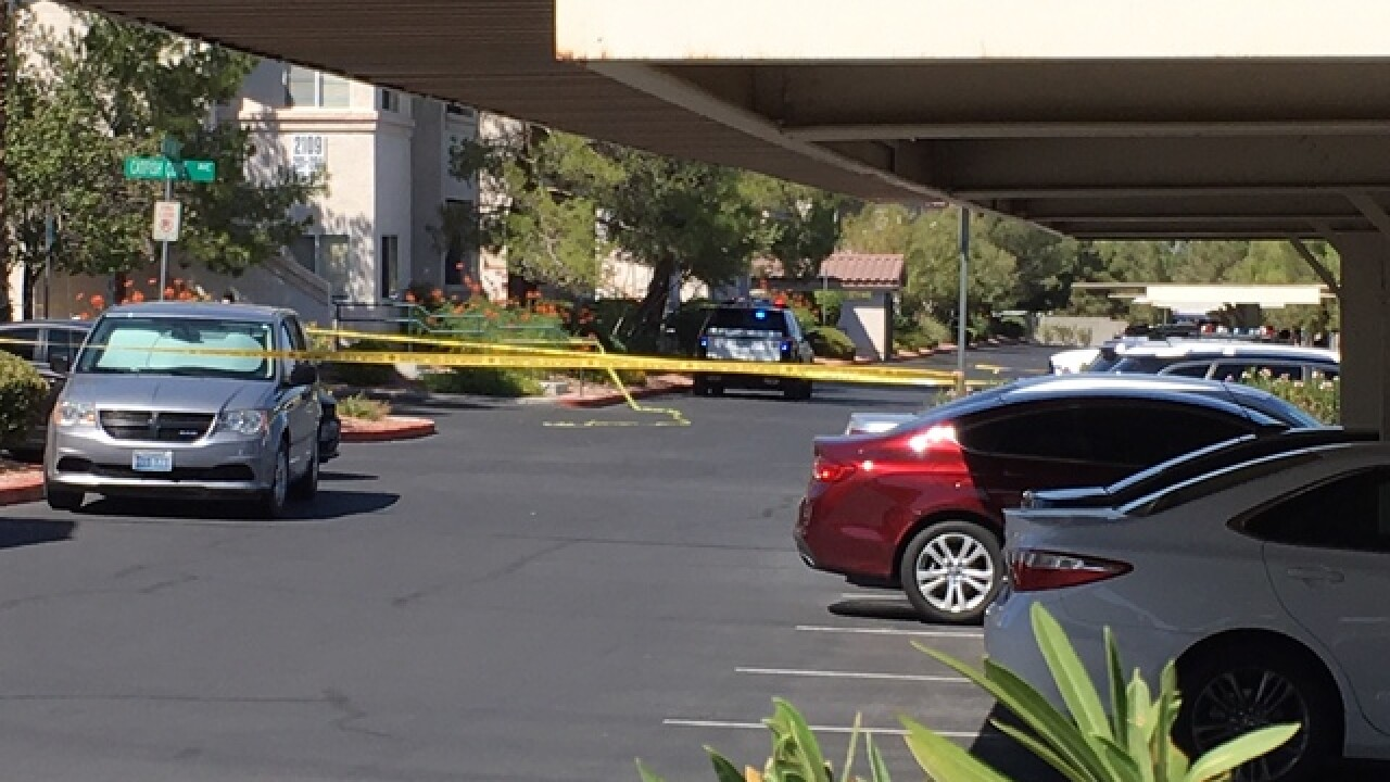 Three people found dead near Lake Mead, Buffalo