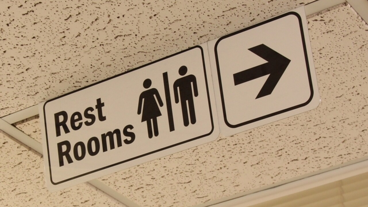 How public bathrooms became separated by gender