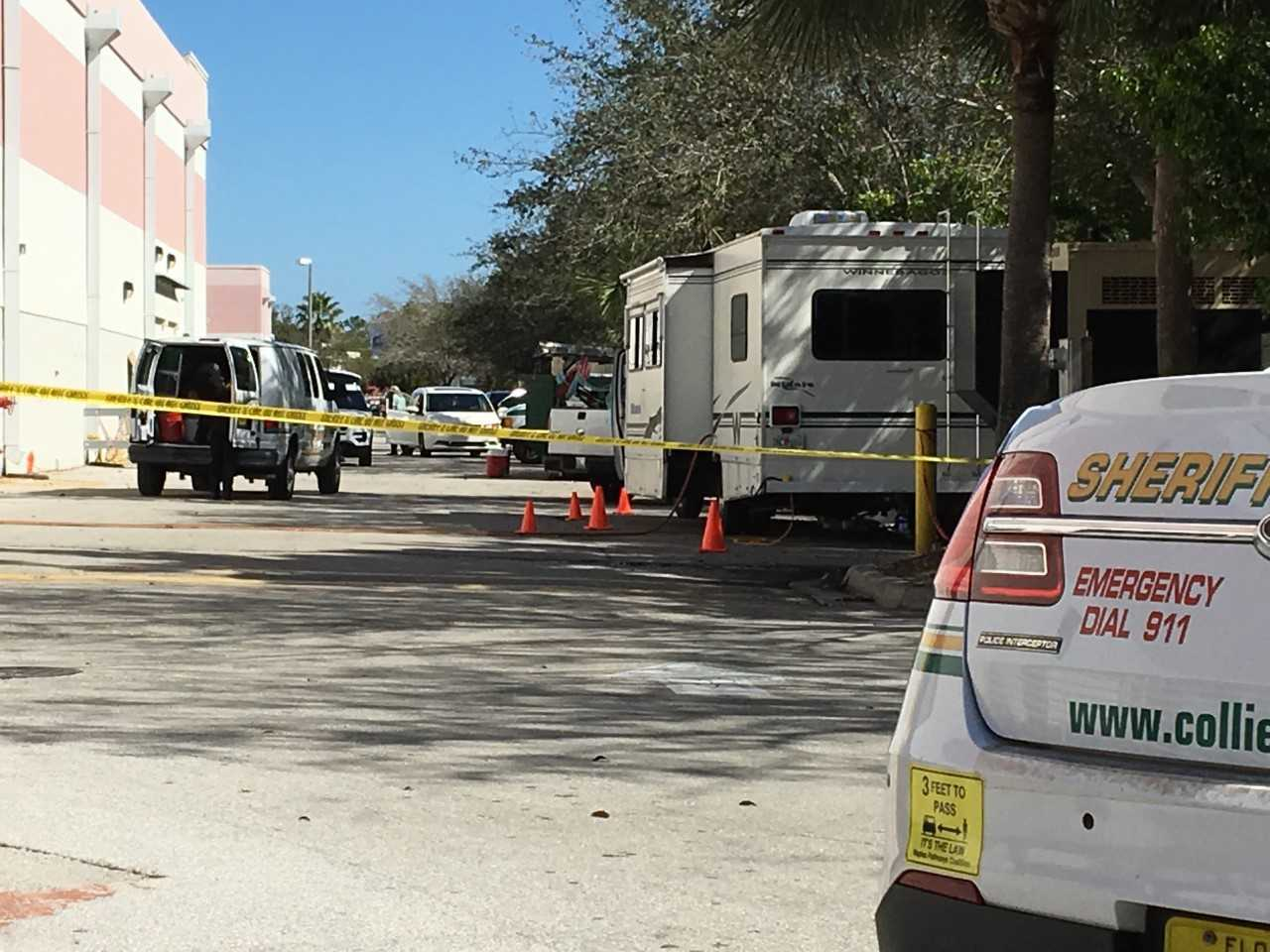 Witness describes man's murder in Naples RV