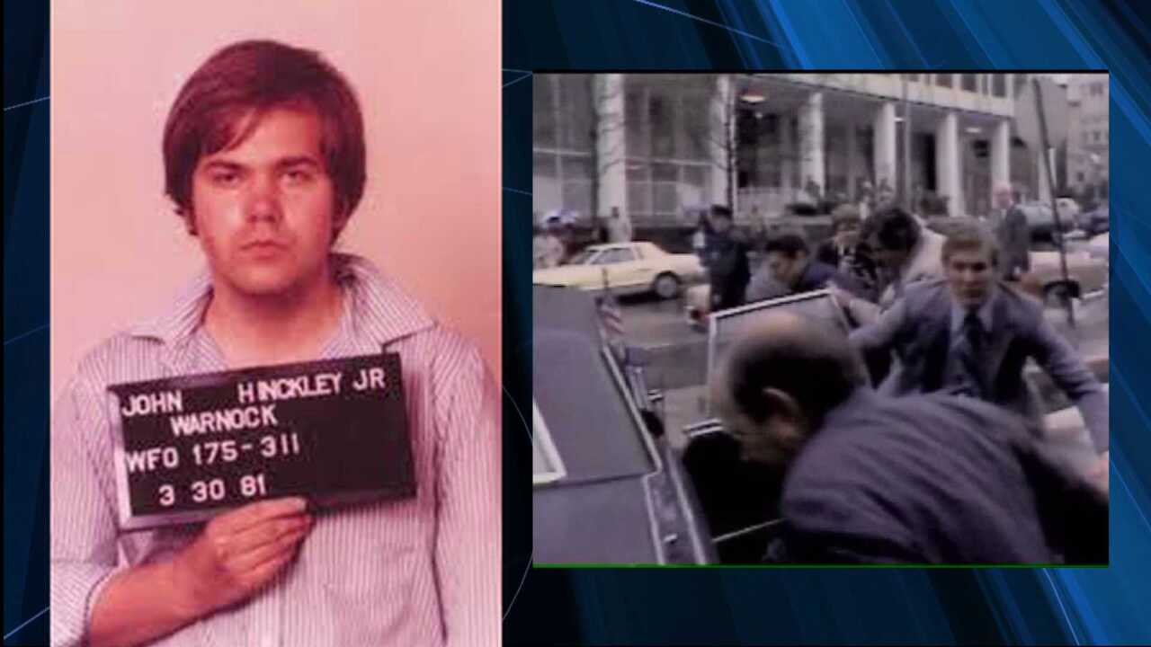 Lawyers want to quit John Hinckley Jr. case