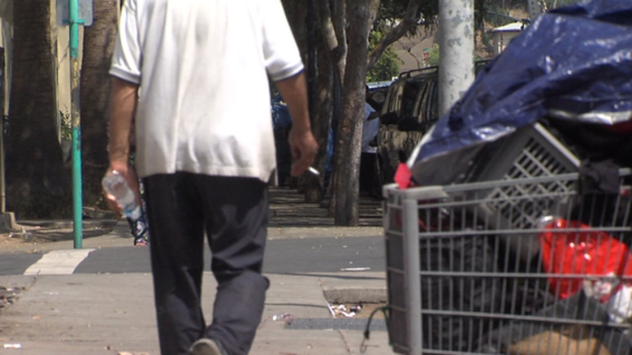 Homeless advocates fight Hepatitis A outbreak