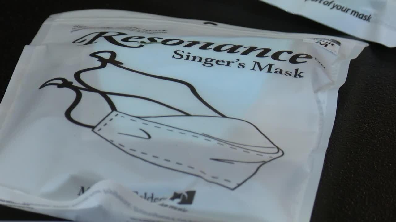 Singer's Mask