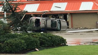 Three-year anniversary of midtown Tulsa tornado
