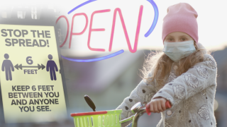 Tips for easing children out of quarantine