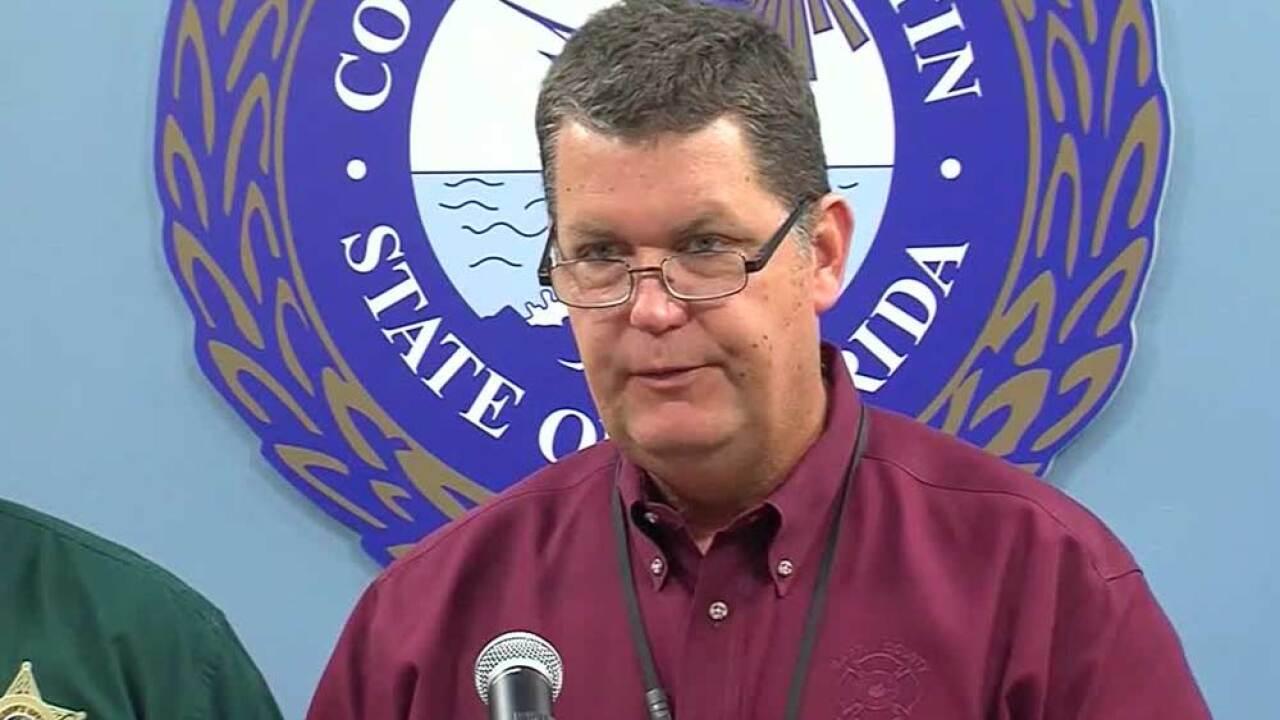 Martin County Fire Rescue Chief Bill Schobel