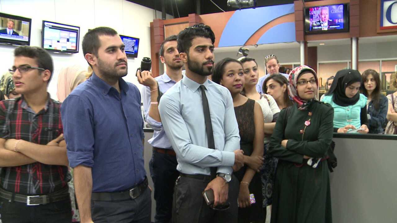 Iraqi students learn lessons about socialmedia