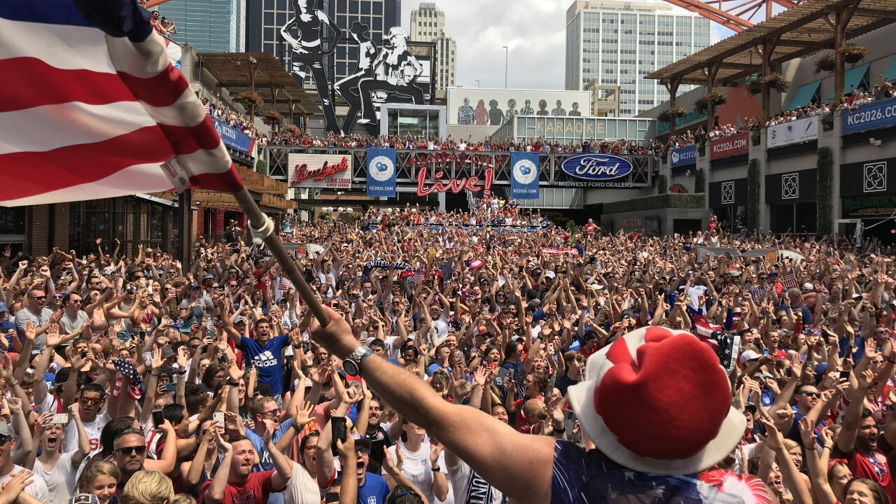 World Cup Watch party