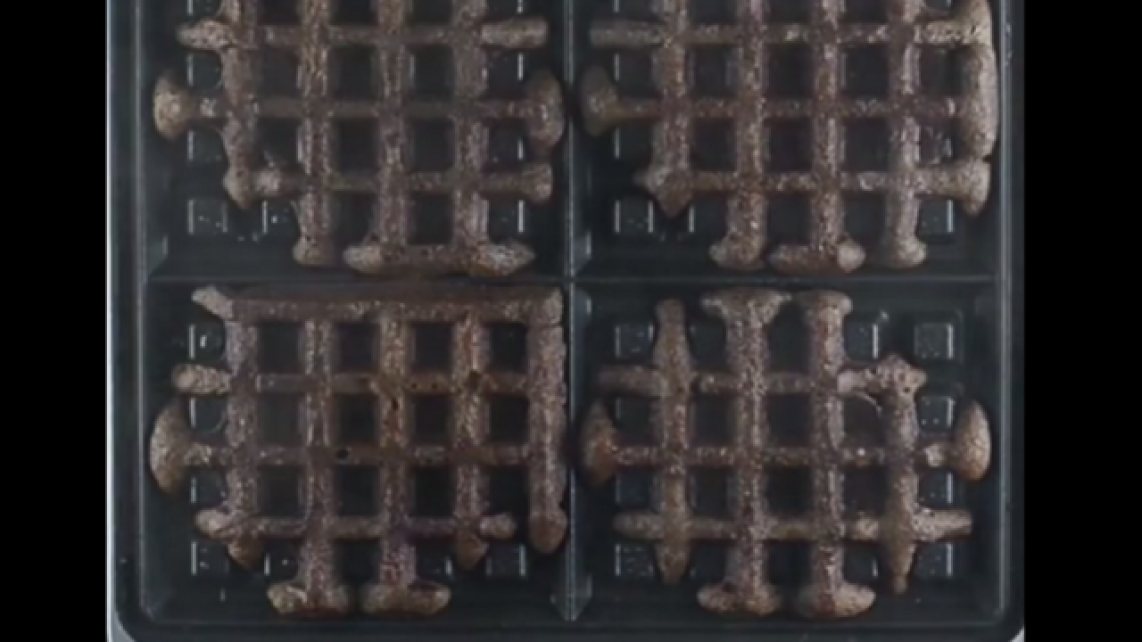 WATCH: 3 waffle recipes you need in your life