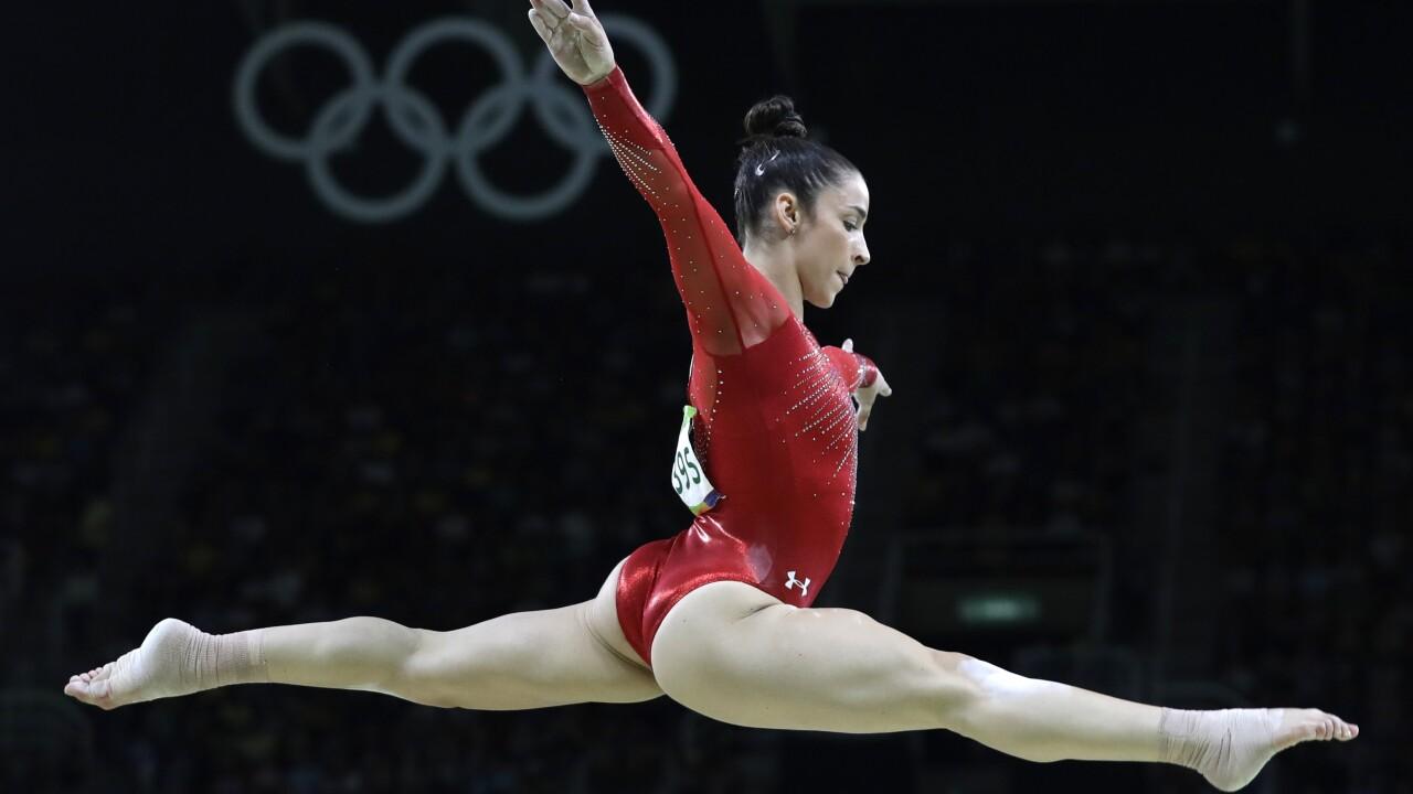 Raisman Abuse Gymnastics
