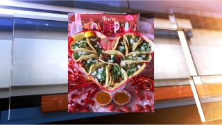 Valentines Day Taco Boxes