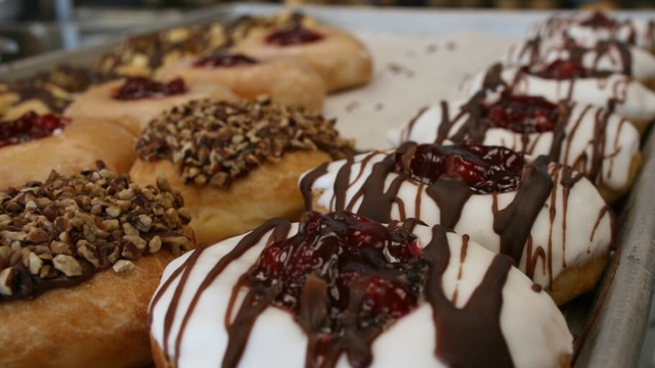 Travel Butler County's doughnut trail May 1 to 7