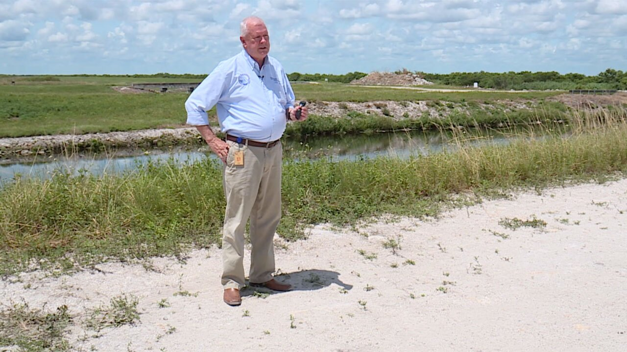 Randy Smith, South Florida Water Management District supervisor