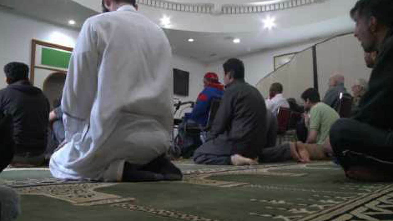 Hampton Mosque mourns with New Zealand victims and families