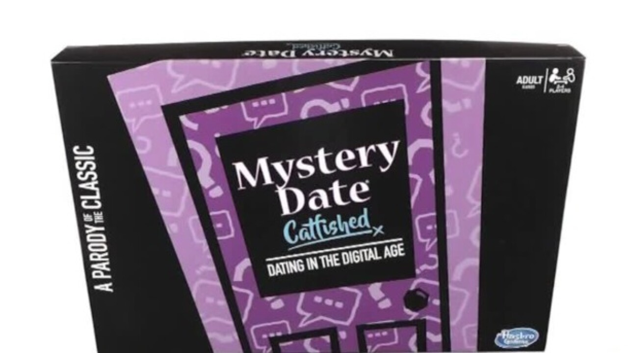 Hasbro launches parody versions of classic games like Clue, Mystery Date and more