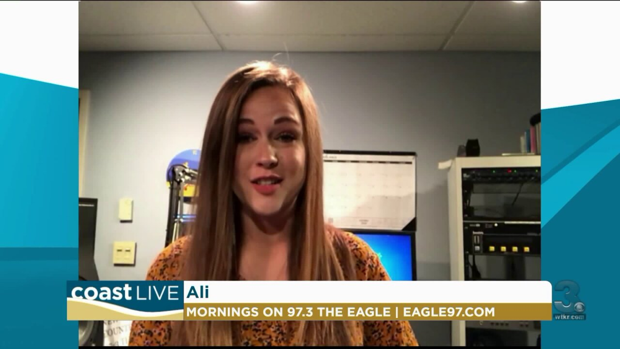 Country music news from Ali at 97.3 The Eagle on CoastLive
