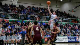 Logan Gilliard, Imani Bighorn top MontanaSports.com State B all-tournament teams