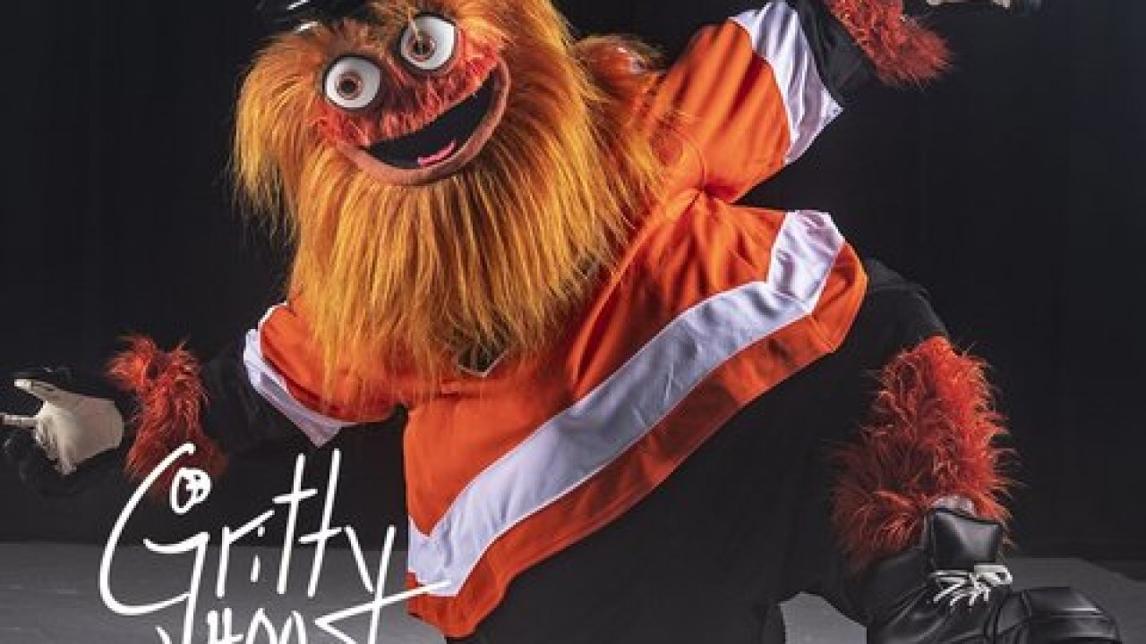 Philadelphia Flyers introduce odd-looking mascot, soak in the comments