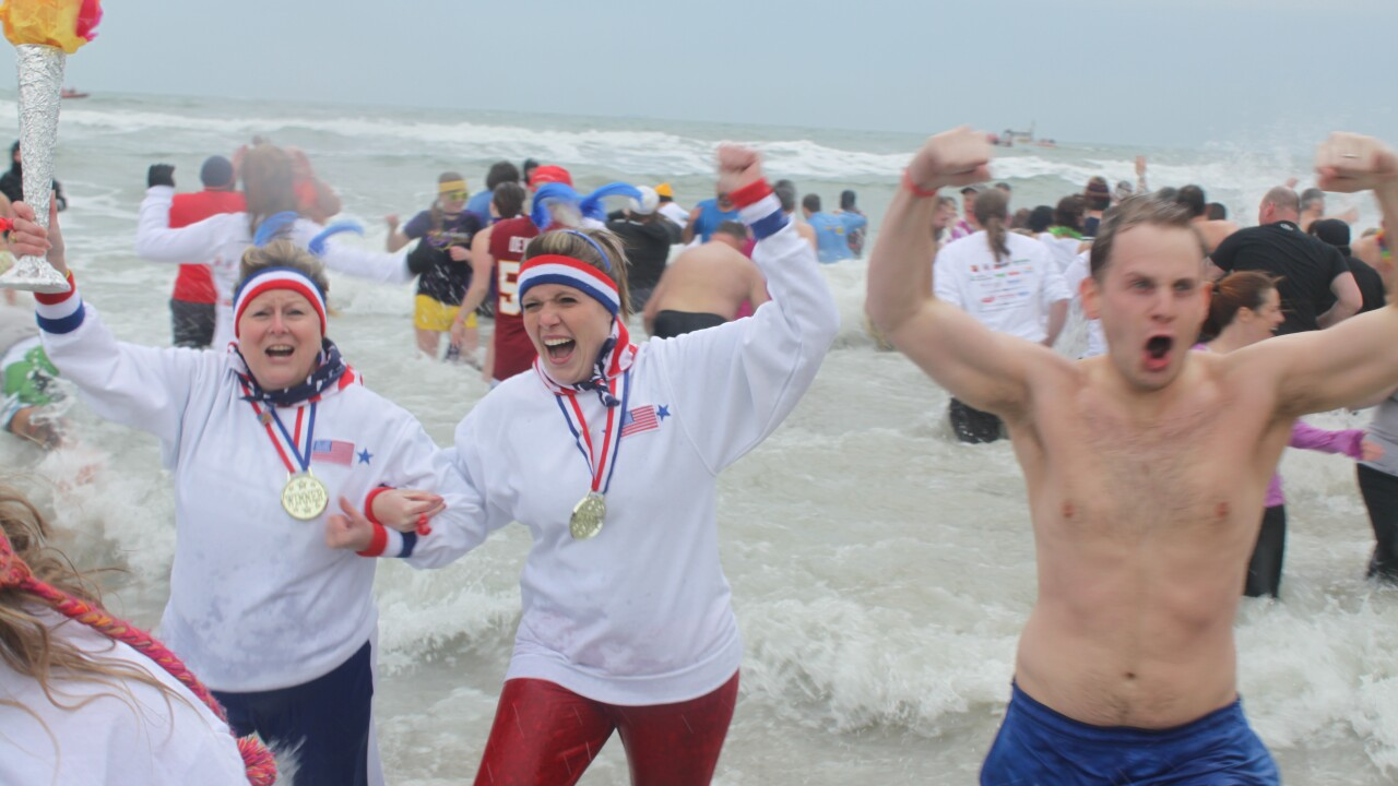Join News 3 for the 2017 Polar Plunge!