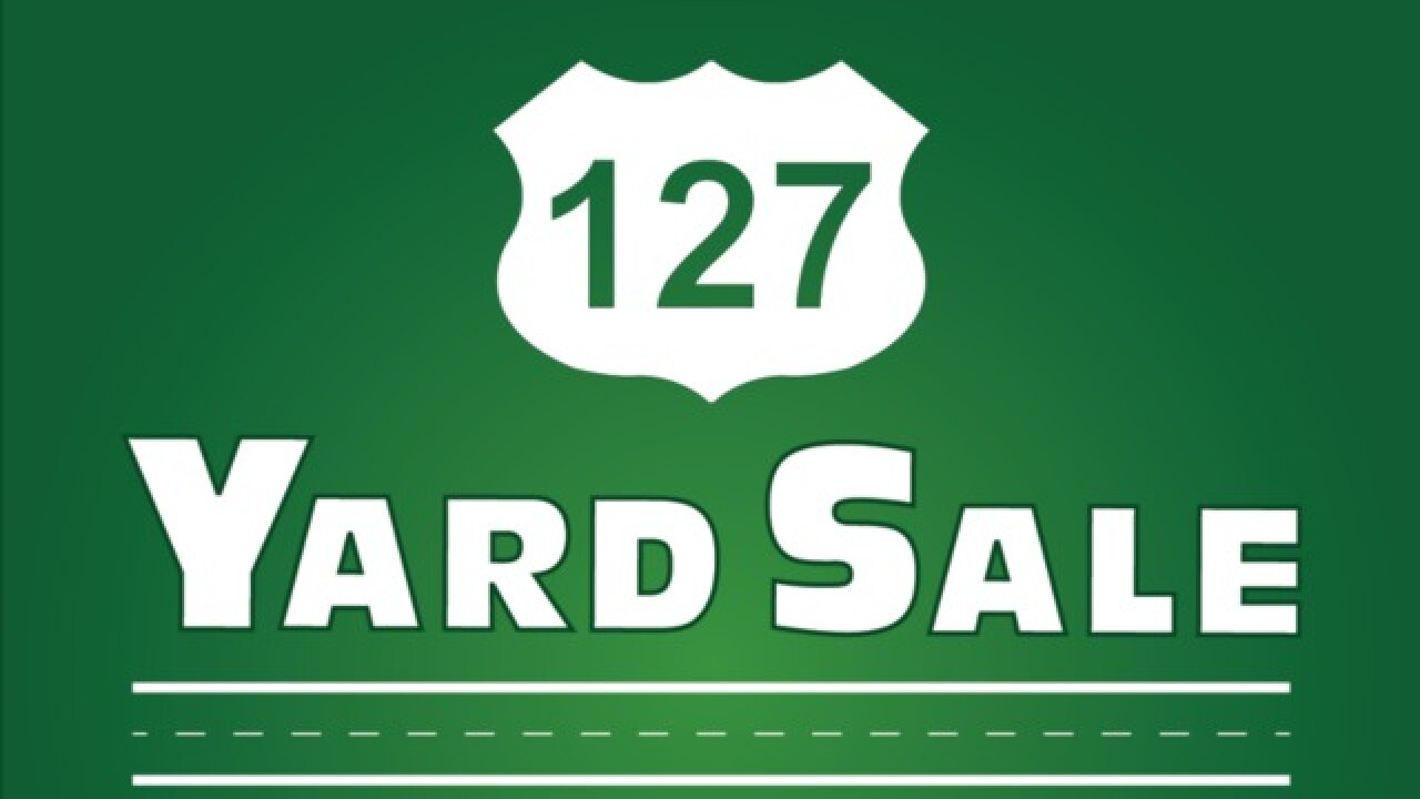 World's longest yard sale starts in Michigan next week, goes through 6 states
