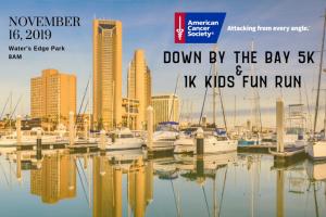Relay For Life of Corpus Christi - Down by the Bay 5K Run/Walk & 1K Kids Fun Run Facebook page