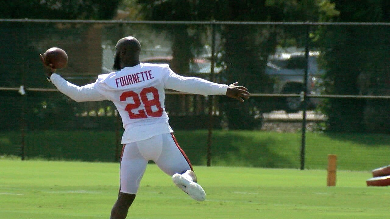Bucs' Leonard Fournette: 'For the first time in my life, I really have a quarterback'