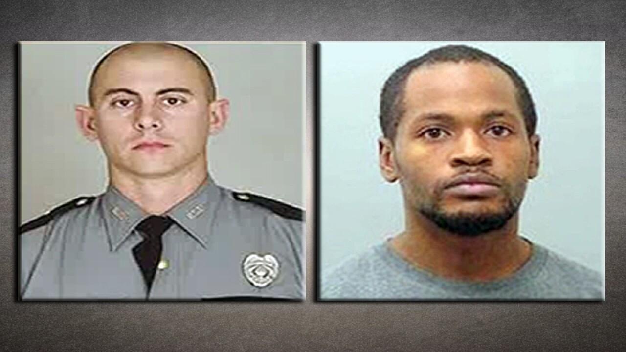 Ky. Trooper killed; suspect dead after manhunt