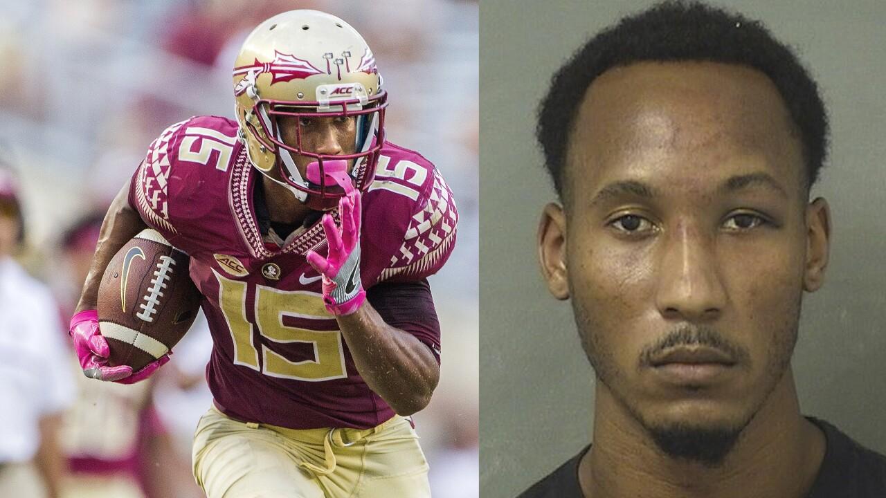 Travis Rudolph, Florida State murder arrest