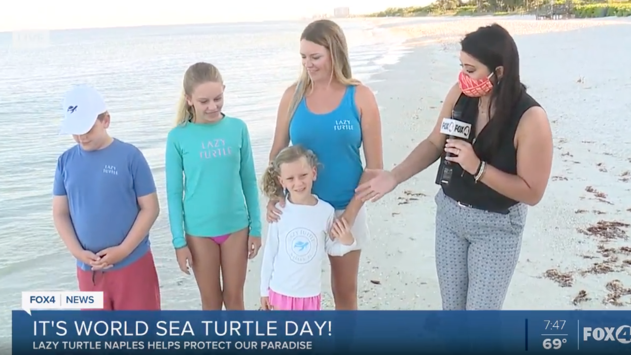 World Sea Turtle Day in Naples.png