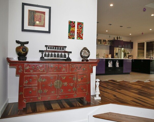 Home Tour: Asian-inspired replacement blends well with eclectic Hyde Park neighborhood
