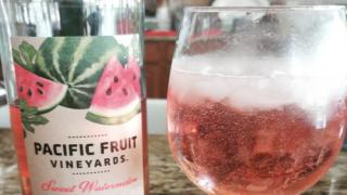 Aldi Is Selling Bright Pink Watermelon Wine