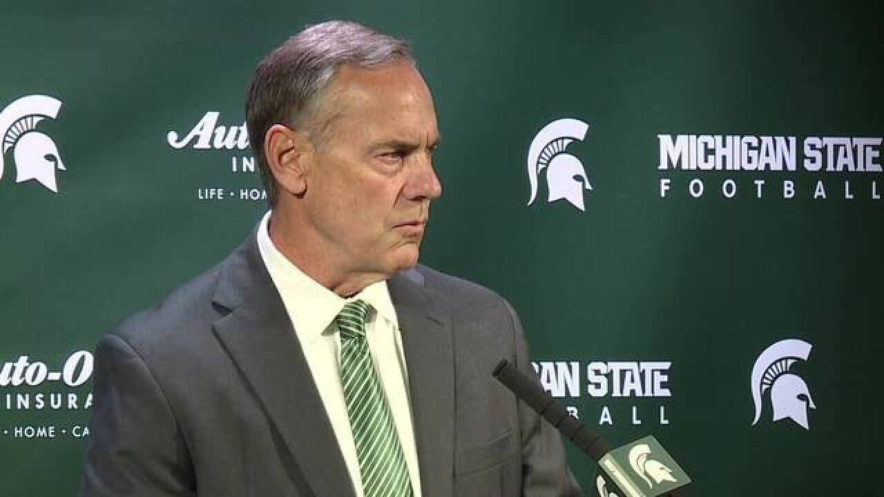 Report finds Dantonio handled MSU sexual assault allegations properly