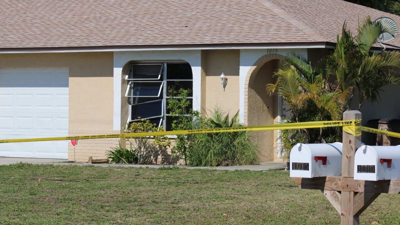 shooting incident in Cape Coral