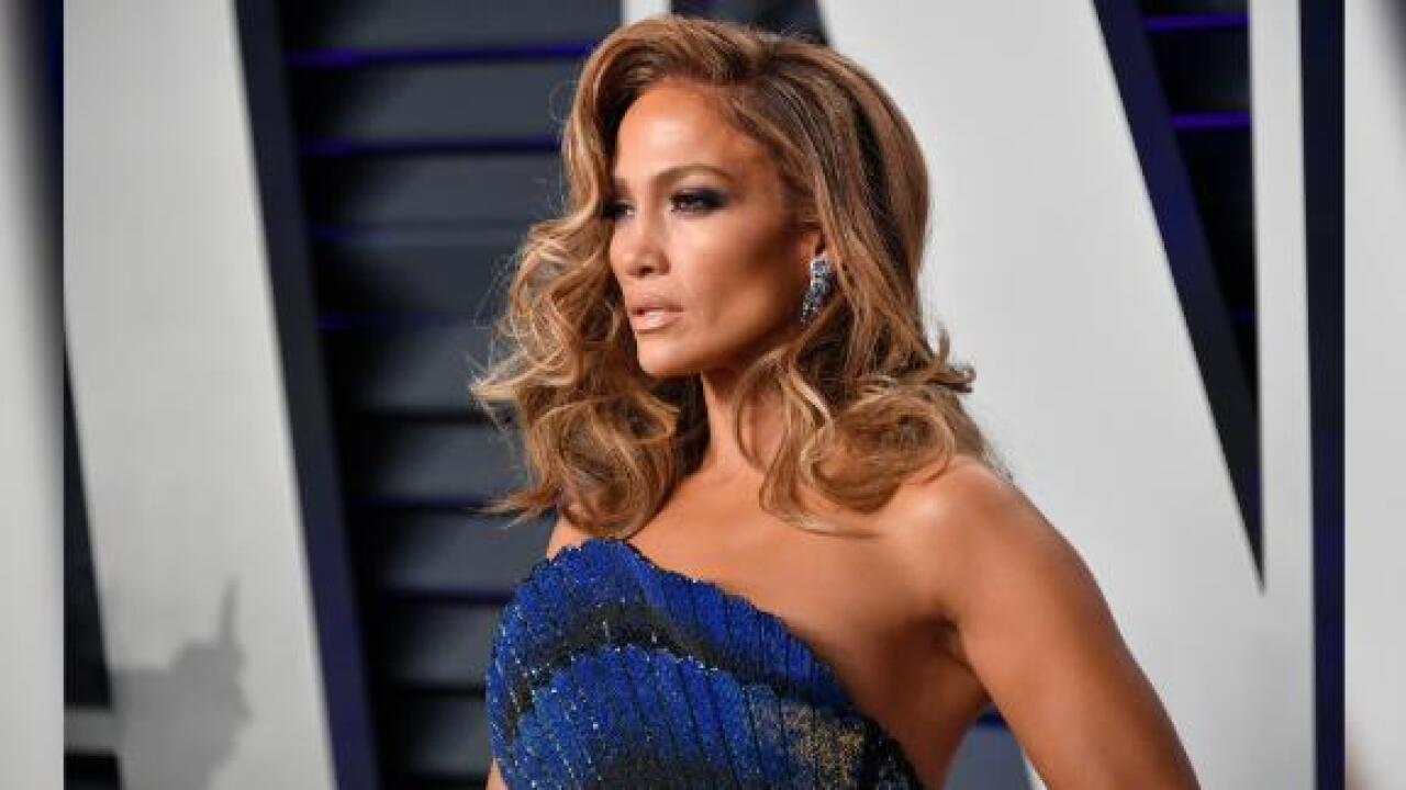 Jennifer Lopez celebrates her 50th birthday