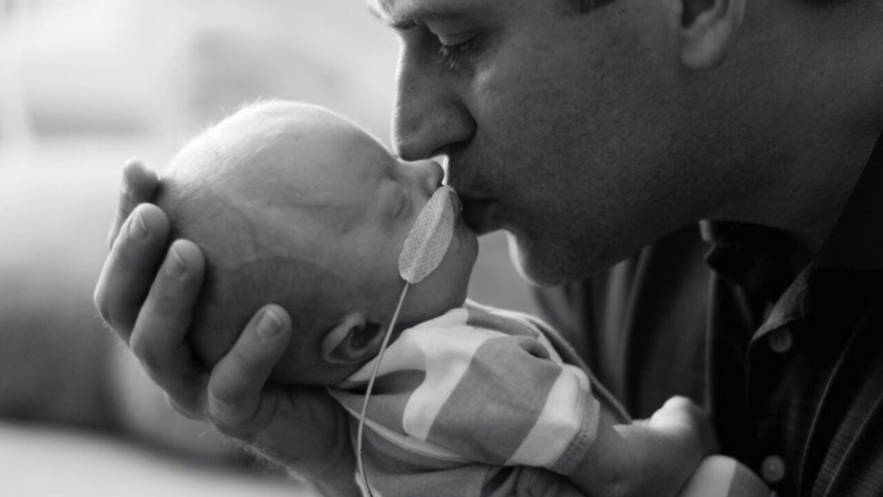 Baby Anna was a fighter, who gave family 8 months of unexpectedjoy