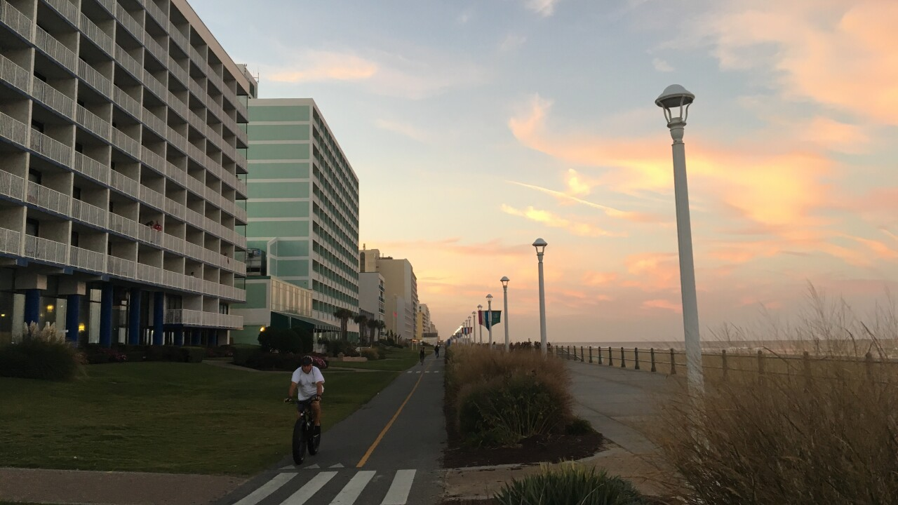Latest Virginia Beach tourism numbers break records, reportsays