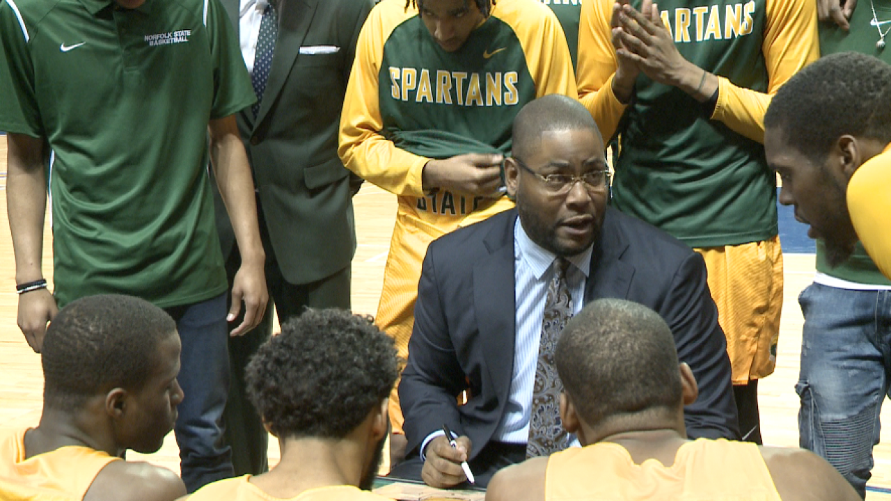 Norfolk State to face Liberty in theCIT