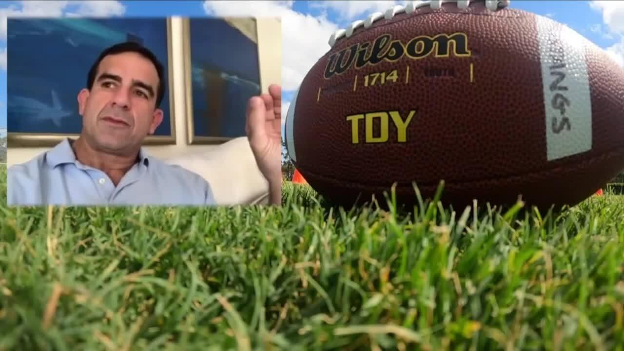Dr. Manuel Britto talks Pop Warner football safety