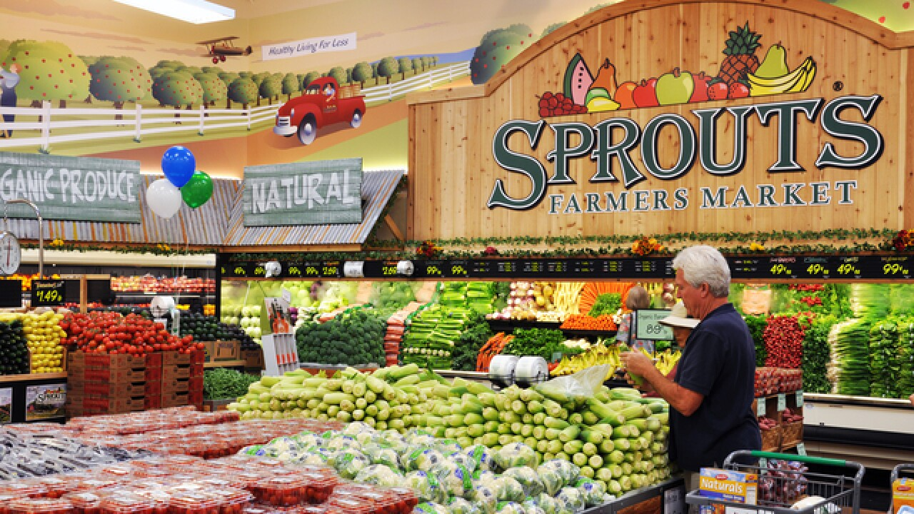 Sprouts opening 11th Las Vegas valley location near Rainbow, Alta