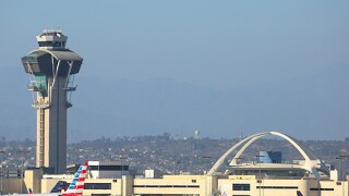 Second sighting of person flying with jet pack near LAX prompts FAA investigation