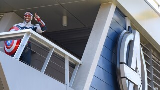 Avengers Campus at Disney California Adventure Park Welcomes First Guests on Opening Day