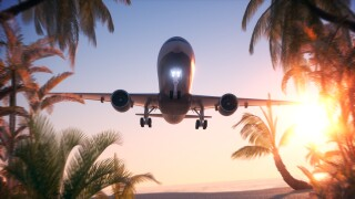 You can get a free flight from Expedia—here's how