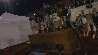 Friday Football Fever - Week 2 (Pueblo West beats Pueblo County in Pigskin Classic)