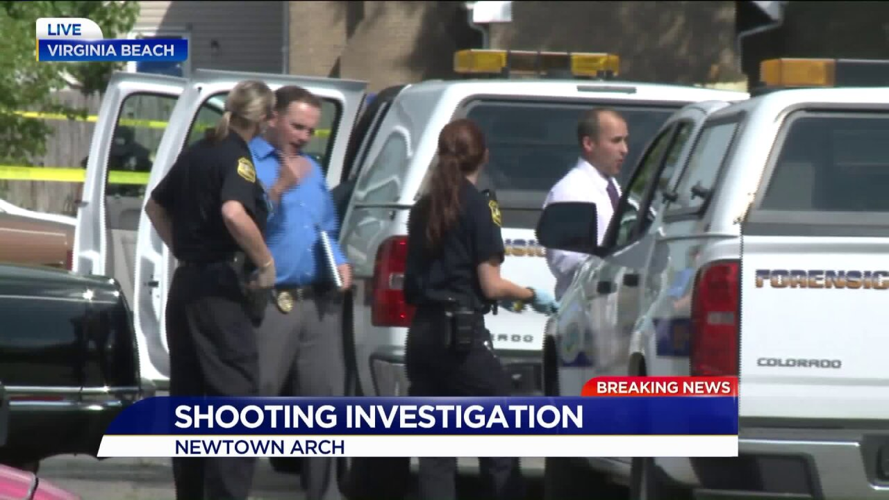 Victim identified in Monday shooting on NewtownArch