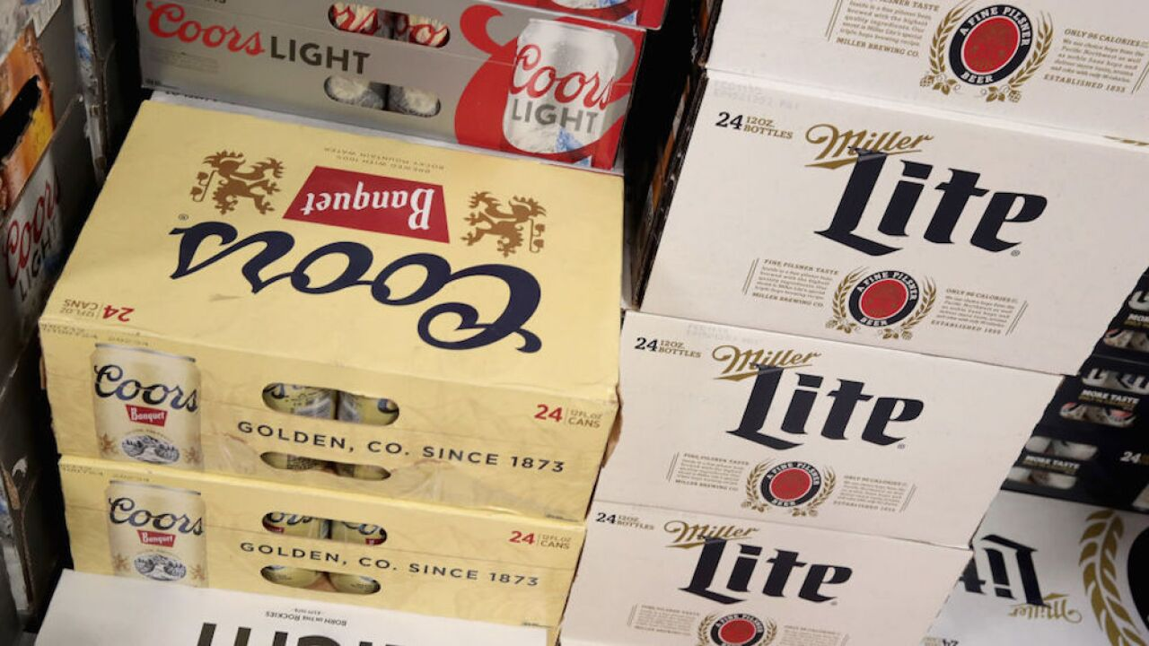 Maker of Miller Lite and Coors Light sues Anheuser-Busch over Bud Light Super Bowl ad