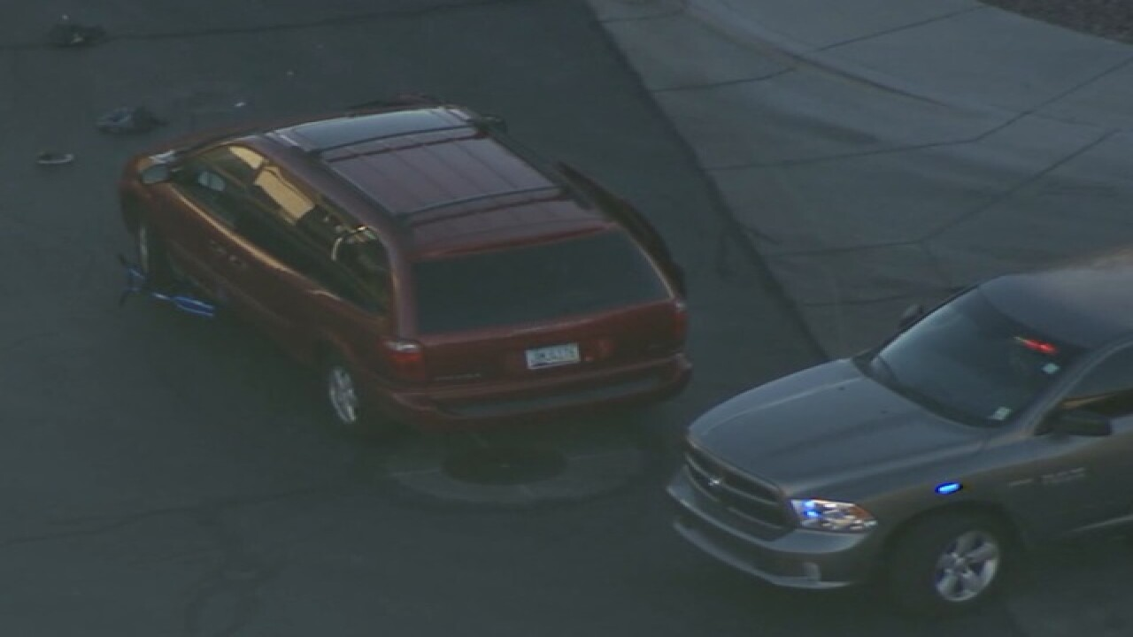 Police: 6-year-old boy hit by car in El Mirage