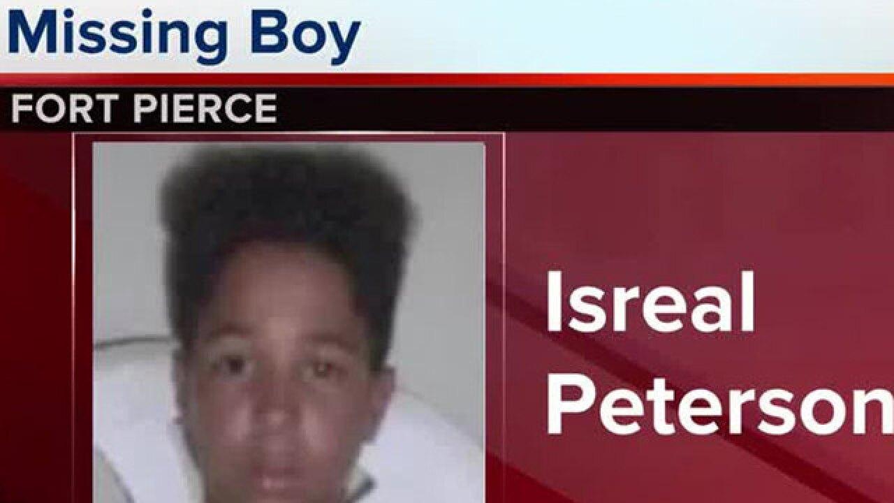 Missing 11-year-old Fort Pierce boy found safe